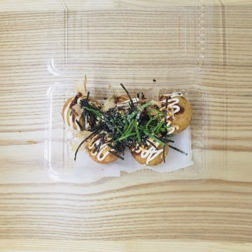S11. Takoyaki(5pcs)