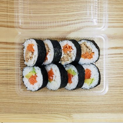 SS26. Salmon&TunaSushiBox(8pcs)